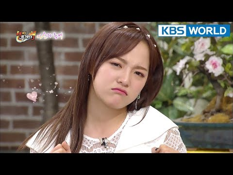 Sejeong Aims To Shoot Fried Chicken Commercials With Killer Aegyo♥ [Happy Together/2018.02.01]