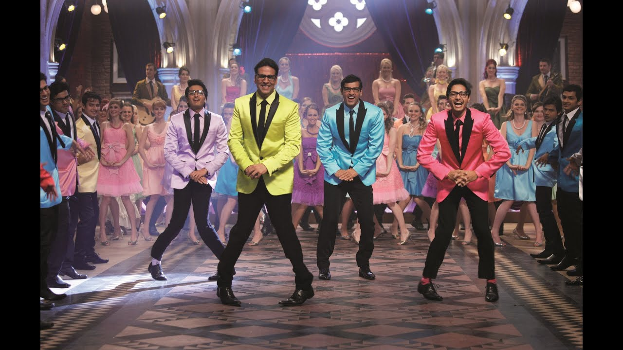 Malaika in Anarkali disco chali song Housefull 2