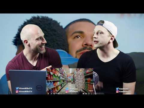 Drake - God's Plan METALHEAD REACTION TO HIP HOP!!!