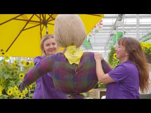 DIY Scarecrow with TERRA
