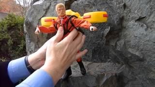 GI Joe Adventure Team Jet Pack Video 2