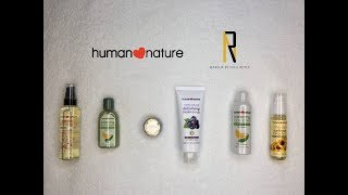 Evening Skin Care Routine + Human Heart Nature Haul | Nica Reyes 👑