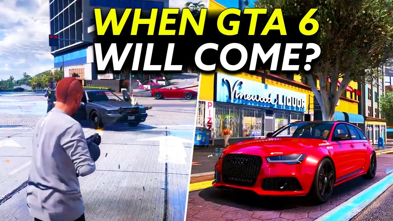 The Real Truth of GTA 6 you Don't Know! | Why *GTA 6* is Taking Too Much Time To Come?