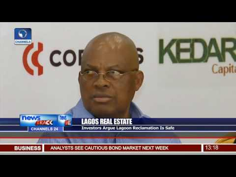 Lagos Real Estate: Investors Argue Lagoon Reclamation Is Safe