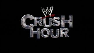 WWE Crush Hour PS2 gameplay