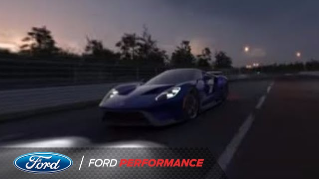 Ford Gt Teaser  Experience Ford Gt Ford Performance