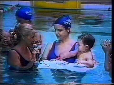Prof. Fontanelli com Luigi Baricelli na TV Globo e na TV Manchete 1998