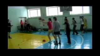 Кравченко Э.П., Урок баскетбола