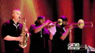 Ne Yo   Miss Independent   Closer Live @ ESSENCE Music Festival 2009 HD