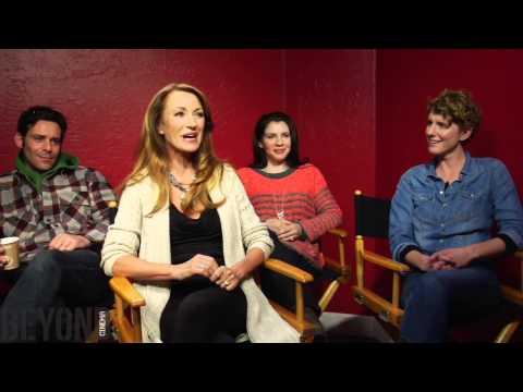 Stephenie Meyer, Jane Seymour, James Callis, and Jerusha Hess talk