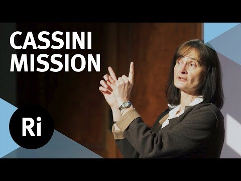 Studying Saturn: The Legacy of the Cassini Mission - with Michele Dougherty