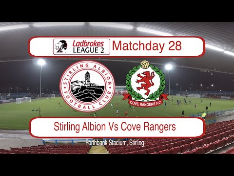Stirling Cove Rangers Goals And Highlights