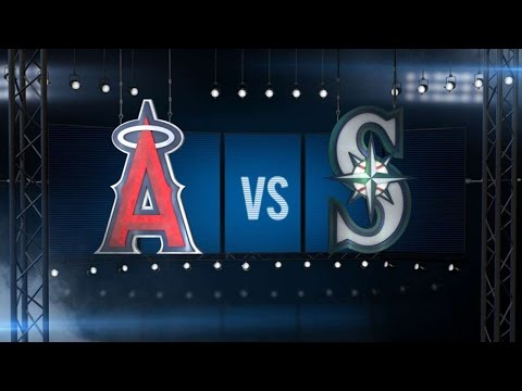 4/8/15: Pujols' blast lifts Angels over Mariners
