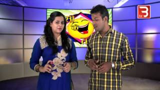 HASI KE TADKA ON BTV WITH RAJU AND SWETA PART 1