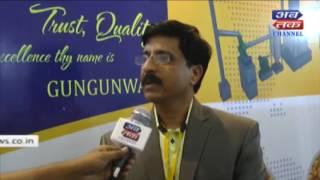 Interview In Khadhya Khurak Exhibition 2017 By S.P.Singh GUNGUNWALA FOOD EQUIPMENT Pvt.Ltd