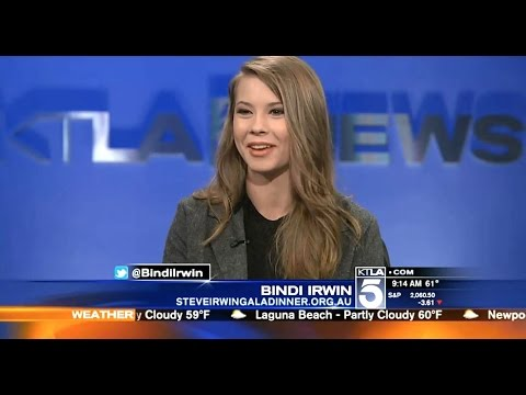 Bindi Irwin - Post #DWTS Opportunities - Writing A Book & St