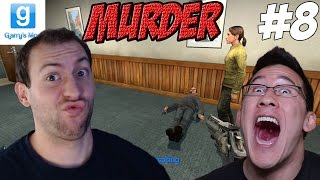 GMod Murder Part 8: WADE'S DOWN! REPEAT: WADE'S DOWN!!!