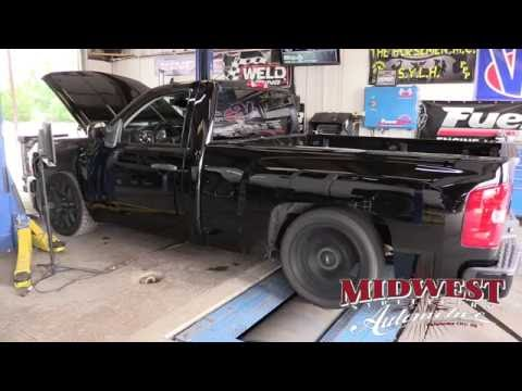 Big Chief's Shop Truck Project: Part 1 procharger, stainless works exhaust, dyno