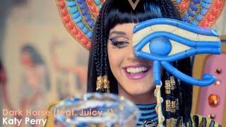 Katy Perry - Dark Horse Ft. Juicy J (Official Video) [Lyrics + Sub Español]
