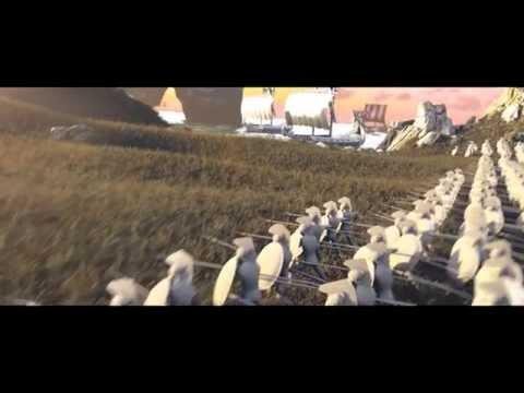 Создание Синематика «Несокрушимые» Часть 1 - для «Спарта: Война империй» ® by Plarium Games