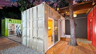 CONTAINER HOUSE VENICE CALIFORNIA-IPME