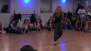 I Should've Kissed You (CHRIS BROWN) choreo by CHACHI GONZALES   Rhythm Addict TV