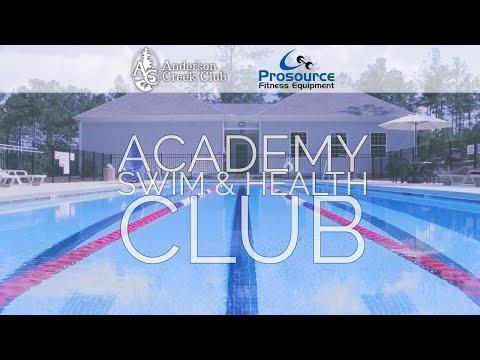 Anderson Creek Academy Swim & Health Club