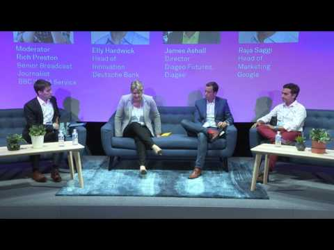Unbound 2017 - Understanding the Evolution of Corporate Innovation & What It Means for Startups