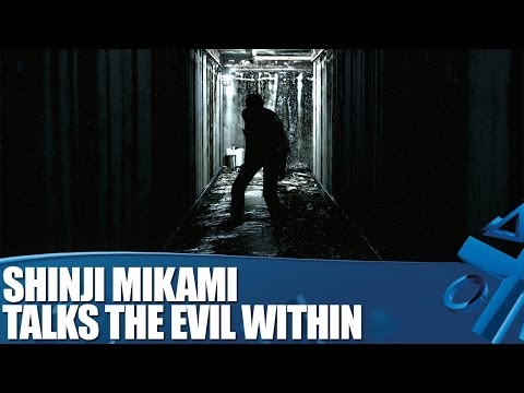 The Evil Within: Shinji Mikami Interview - A Return to Classic Survival Horror