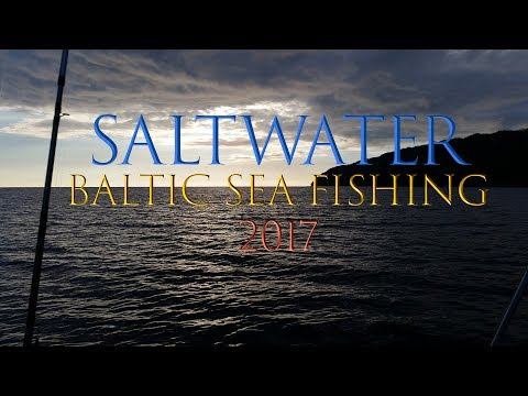 Saltwater - Baltic Sea Fishing [2017] - Salmon Fishing | TrollingTeam
