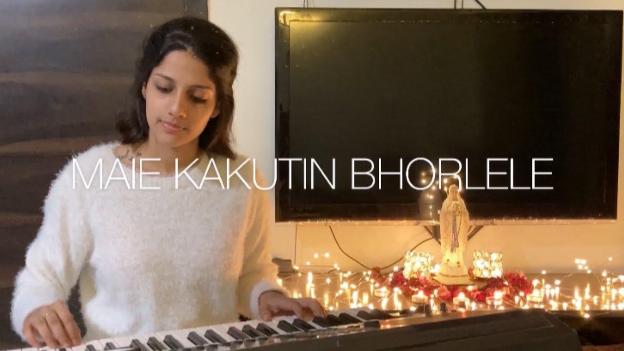 Download MAIE KAKUTIN BHORLELE   Konkani hymn to our Mother   Gwen Fernandes