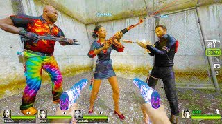 Left 4 Dead 2 Project Dreams Custom Campaign Gameplay Walkthrough