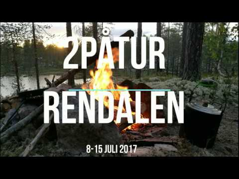 Villmarken kaller. Rendalen 08 - 15 Juli 2017.