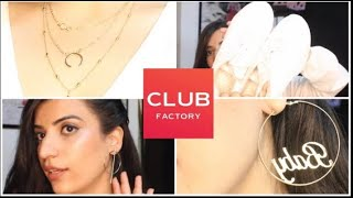 CLUB FACTORY HAUL|Starts 132Rs…