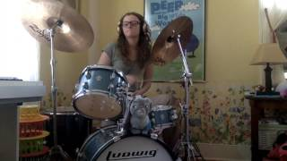 Blue Ribbon Bunny (Sofia the First) Drum Cover