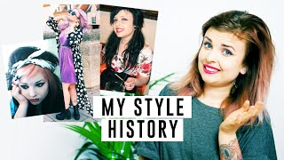 My Style History | Helen Anderson