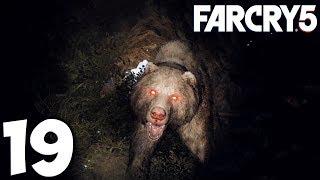 Far Cry 5. Прохождение. Часть 19 (Опасный мишка)