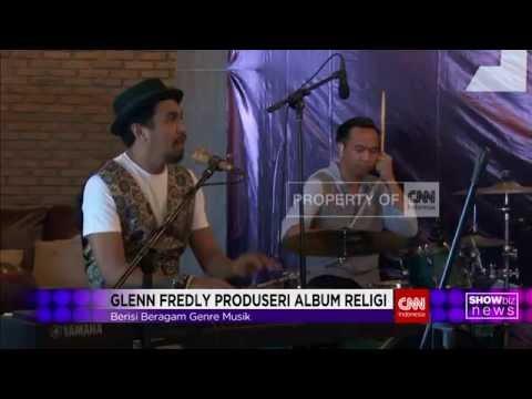 """Showbiz : """"Hidayah"""" Album Religi Glenn Fredly"""