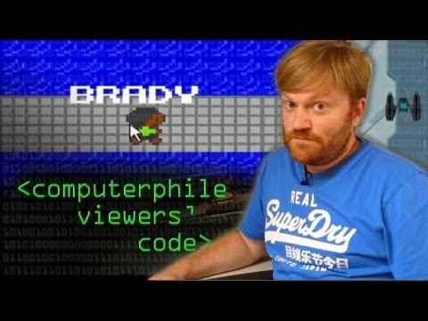 Home-Made Code - Computerphile