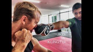JEET KUNE DO vs KUNG FU