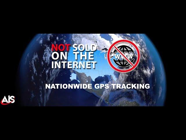 AIS GPS TRACKING PROMO