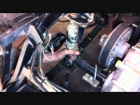 Jake S Axle Lift Kit Ezgo Workhorse 1994 2000