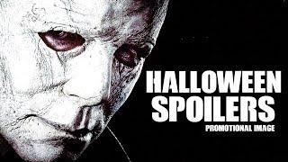 Halloween 2018 Spoilers! Michael Myers Has One Eye?! Mask Update