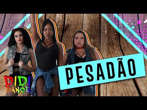 Pesadão - Iza feat Marcelo Falcão - Coreografia Oficial