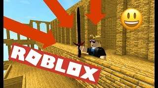 I DEBECOME A GLADIATOR !!! Roblox Guest And Noob Invasion