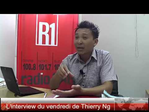 Maurice Info - L'Interview du Vendredi - Thierry Ng