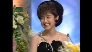 1992-1993 大晦日年越し番組でアシスタントをしたときの一曲.