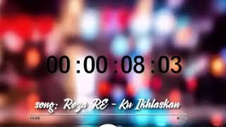 Download lagu Ku ikhlaskan Reza Re MP3