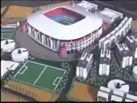 Estadio del c d el nacional proyecto youtube - Proyecto club deportivo ...
