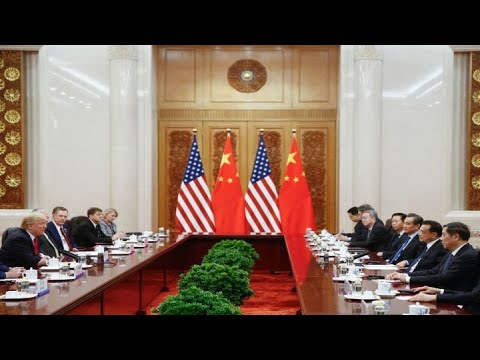 Critical US-China trade talks to focus on deficit, structural changes Mp3